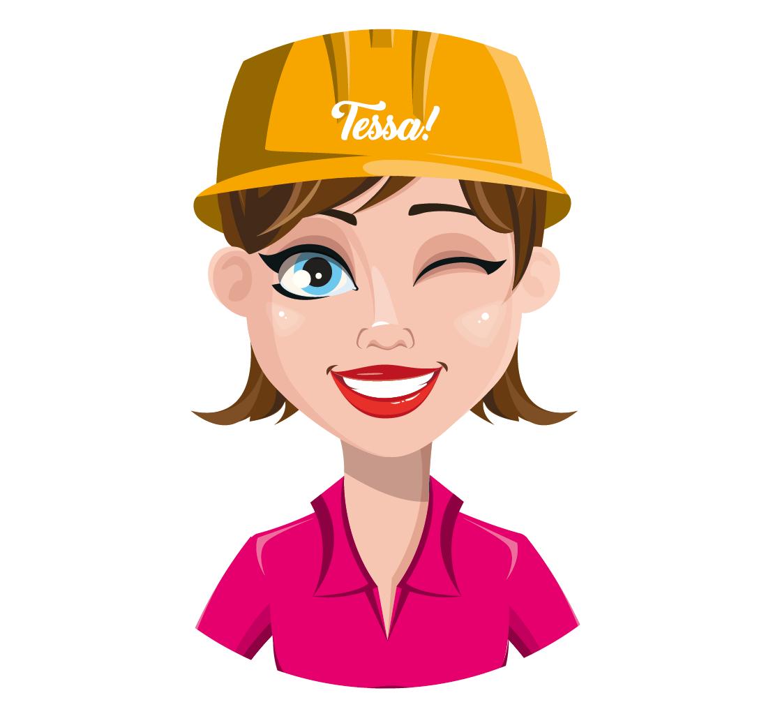 Tessa! App voor-en-door ondernemers